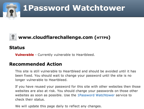SiteChecker vulnerable example