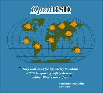 Misquoted Franklin