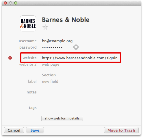 Barnes And Noble Can Not Sign In Using Safari Resolved